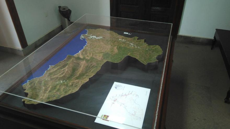 Maqueta de Agaete que costó 8.175 euros