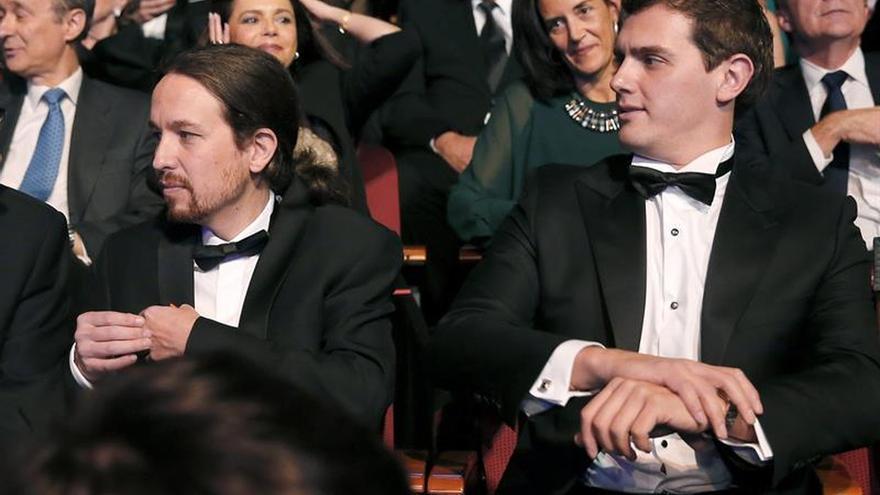 Pablo Iglesias, Albert Rivera y Alberto Garzón asistirán a los Goya