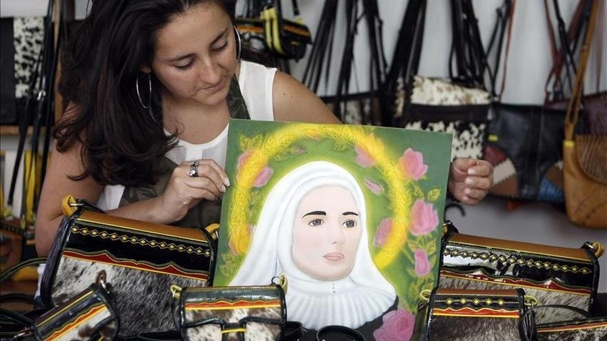 Colombia recibe con una gran fiesta la canonización de la Madre Laura