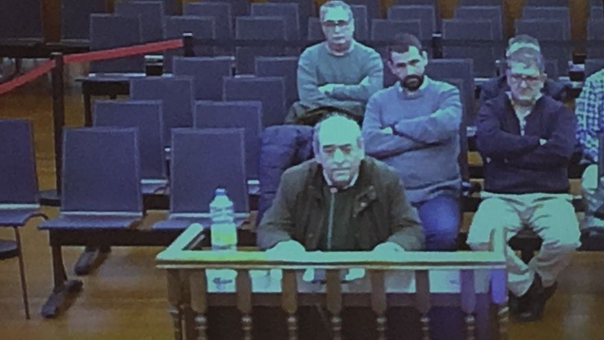 Juan Antonio Alberdi, en el juicio