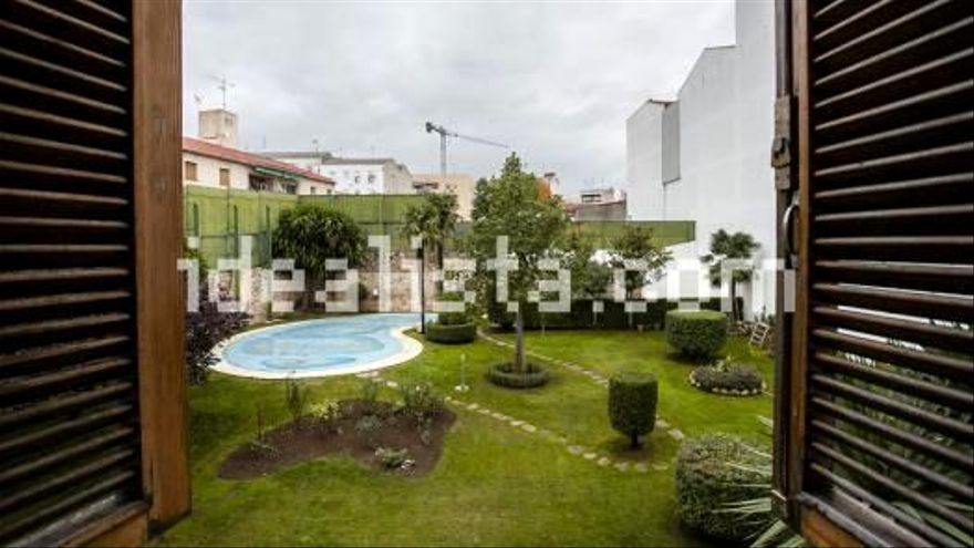 Jardín de la Residencia Oficial del Presidente en Mérida / idealista.com