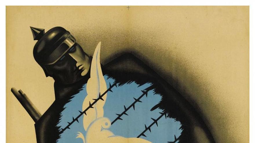 Cartel original de 'La gran ilusión'