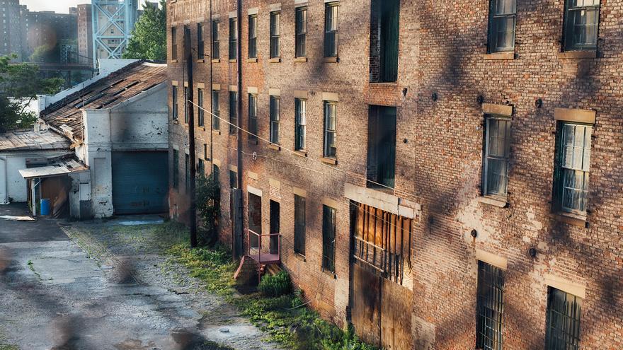 Imagen de Nueva York incluida en el artículo Real estate, gentrification and nightlife in New York publicado en RA el pasado 6 de junio.
