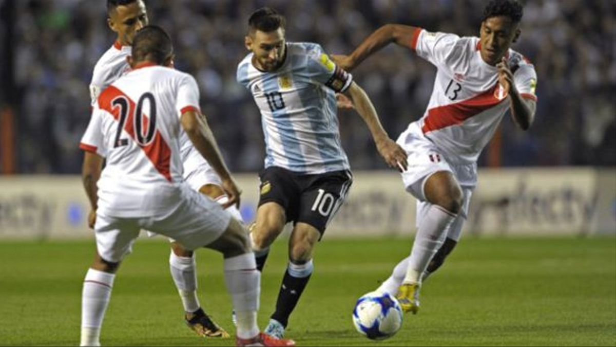 Messi, capitán y líder de una Selección que quiere acercarse a la clasificación para el Mundial 2022.