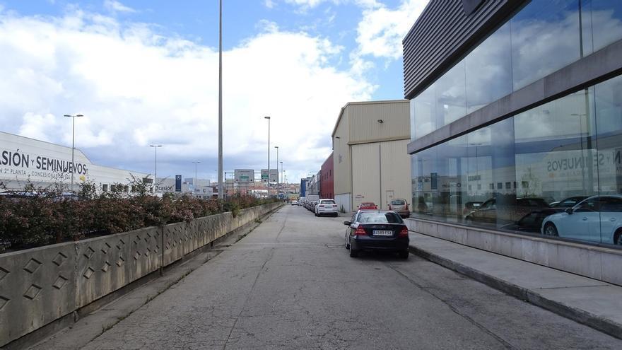 El Puerto de Santander comienza los trabajos de mejora de los accesos al Polígono de Parayas