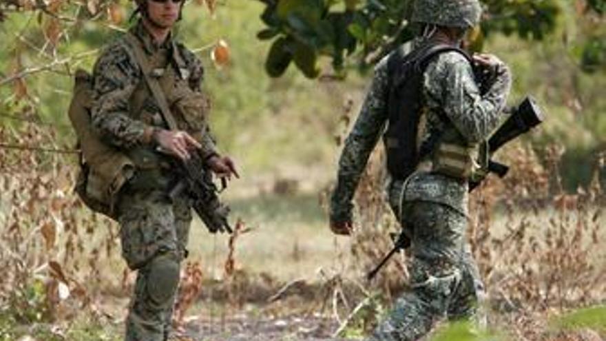 Soldados de Estados Unidos