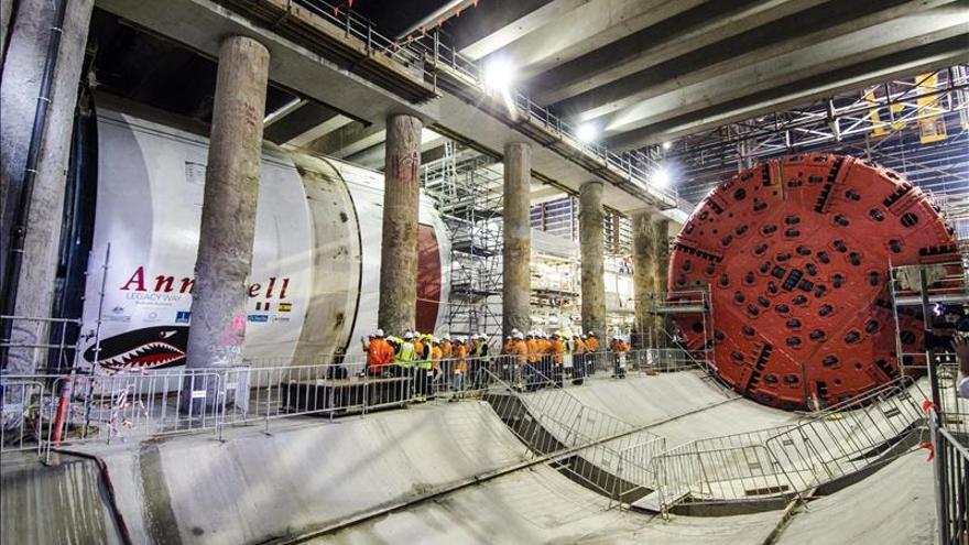 Acciona inaugura en Australia el túnel de Legacy Way valorado en mil millones