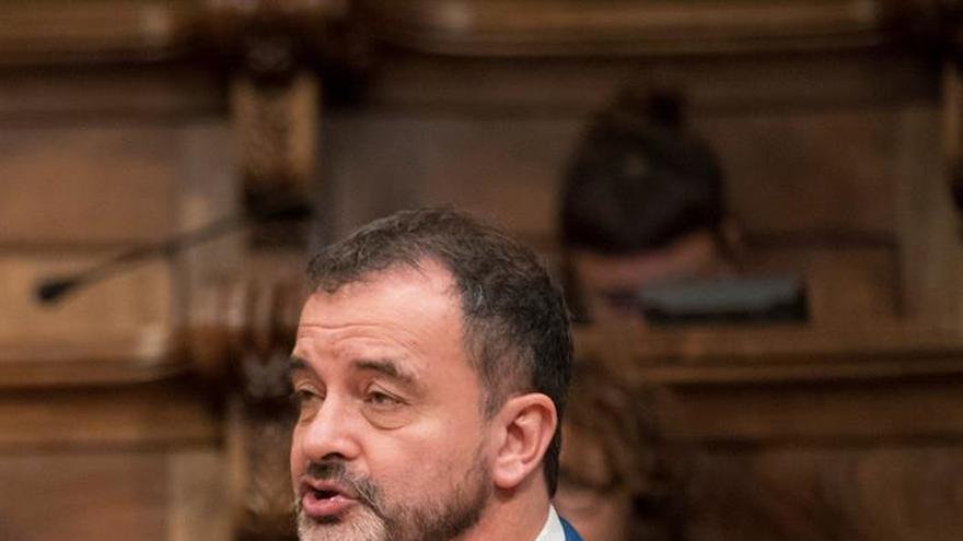 El líder municipal de ERC en Barcelona, Alfred Bosch, anunciará este viernes su salida