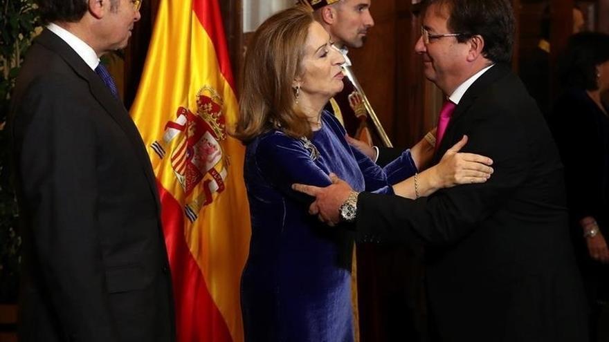 """Vara destaca que con la reforma de la Constitución se debe lograr """"otros 40 años de convivencia en paz"""" en España"""