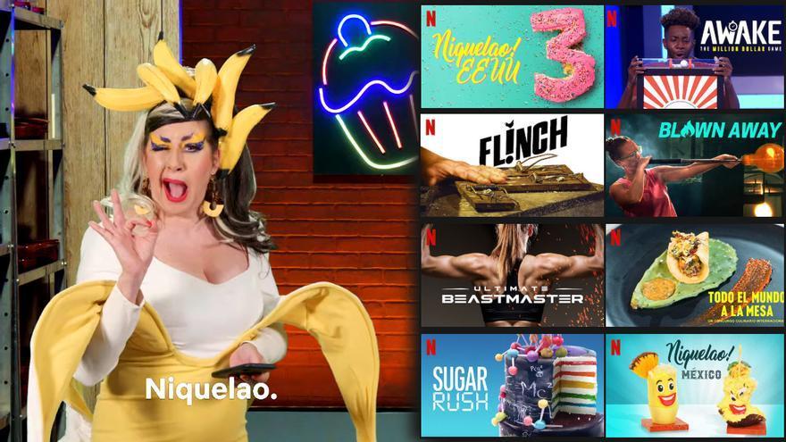 Niquelao! y otros programas de entretenimiento de Netflix