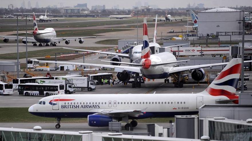 Costa Rica recibe el primer vuelo directo de British Airways desde el R.Unido