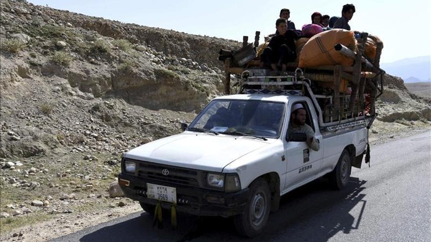 Los talibanes toman la mayor parte de la estratégica ciudad afgana de Kunduz