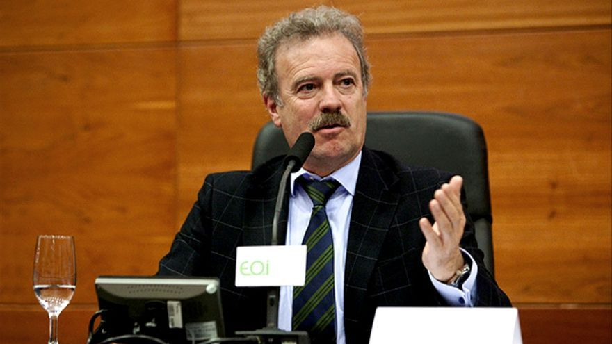 "Campo Vidal, presidente de la Academia de TV: ""Veíamos que dentro de la SGAE pasaban cosas raras"""