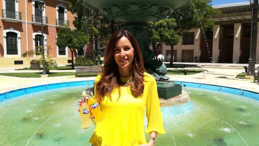 Paloma Cruz. Directora de Bebidas Carbonatadas de Coca-Cola Iberia