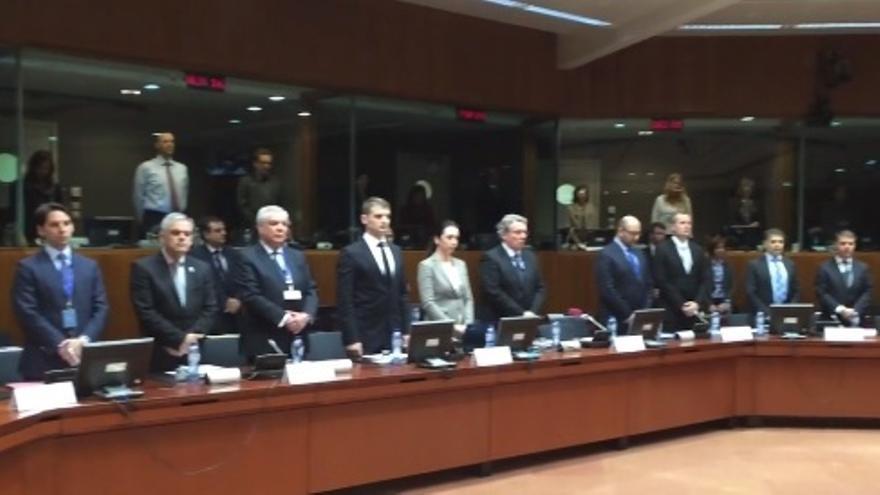 Los ministros de interior europeos deciden nuevas medidas for Min interior y justicia
