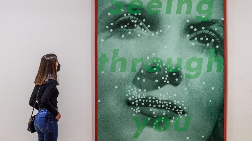 """""""Womanology"""" muestra la obra de mujeres artistas en el Bellas Artes de Bilbao"""