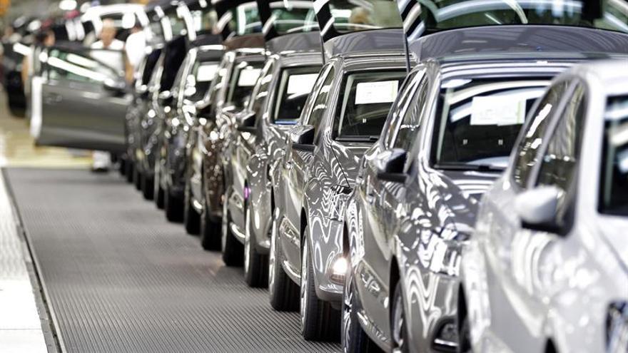 La marca VW produce en 2017 el récord de más de 6 millones de vehículos