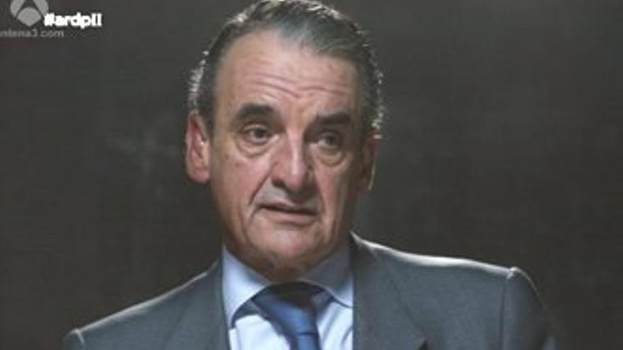 """Mario Conde en 'Al Rincón de pensar': """"Con 39 años tenía 13 mil millones y ningún motivo para robar"""""""