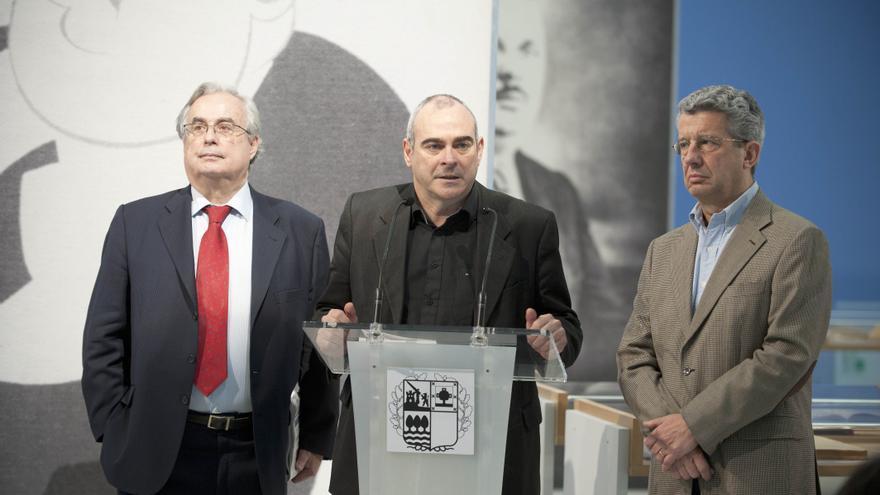 El catedrático de Historia Contemporánea de la UPV, Antonio Rivera.