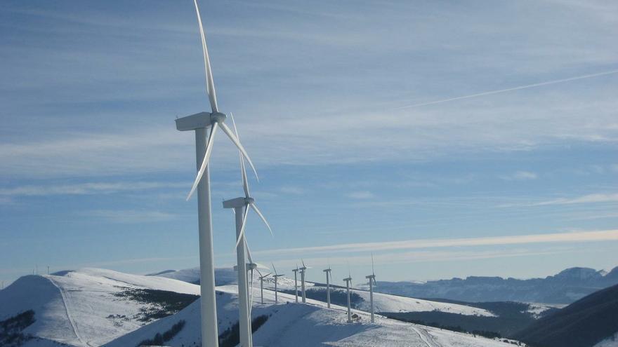 """El Gobierno apoyará los proyectos eólicos """"siempre que cumplan con la ley"""""""