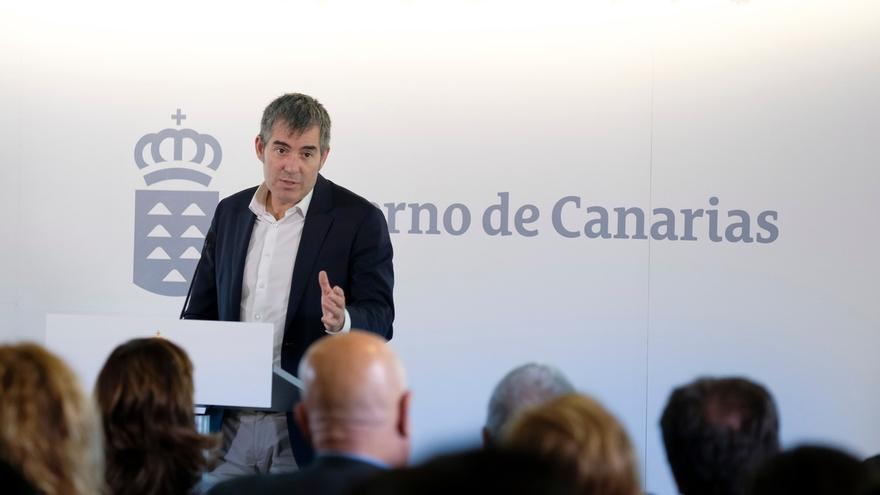 Clavijo defiende este viernes en Roma a las RUP como modelo de acción conjunta desde la diversidad