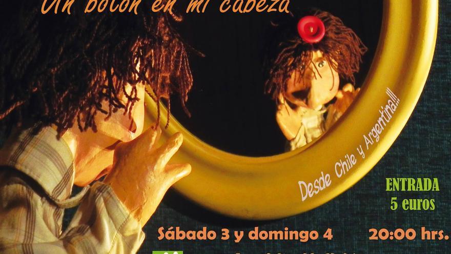 `Un botón en mi cabeza´ en la asociación cultural La Madriguera