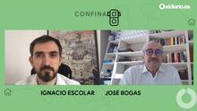 Ignacio Escolar entrevista a José Bogas, consejero delegado de Endesa.