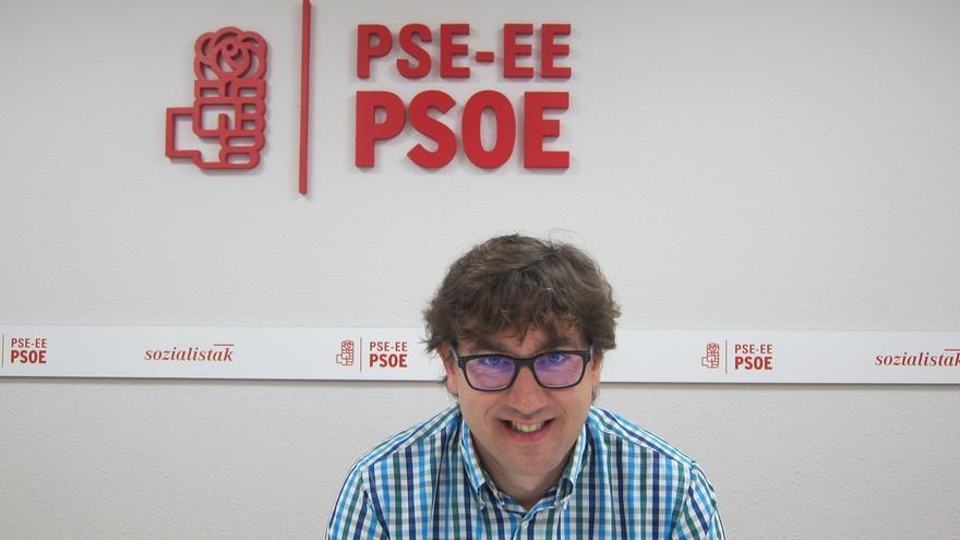 """El PSE-EE """"reivindicará hasta el final"""" las transferencias a Euskadi de la gestión de la Seguridad social y prisiones"""