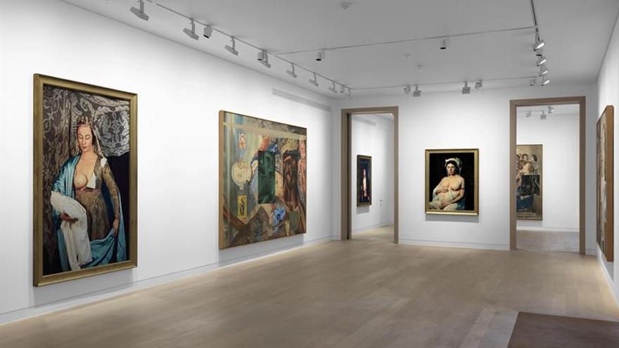 Resultado de imagen de galería Skarstedt