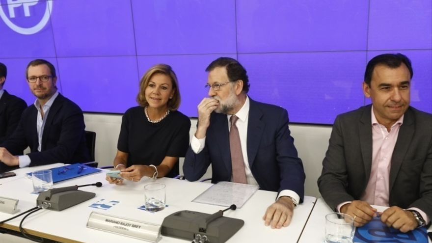 Martínez-Maíllo y Cospedal intervendrán este viernes en Palma en la reunión de presidentes provinciales del PP