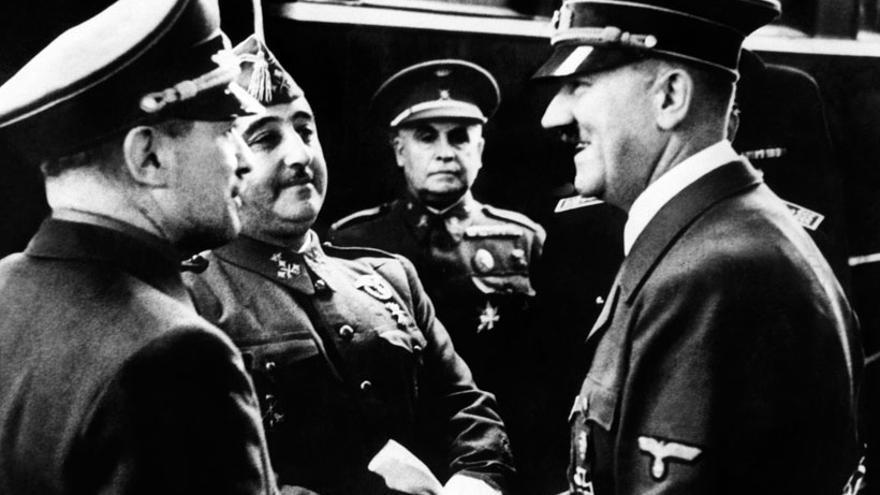 La Fundación Franco y otras siete asociaciones fascistas que perviven en España y que el Gobierno quiere ilegalizar