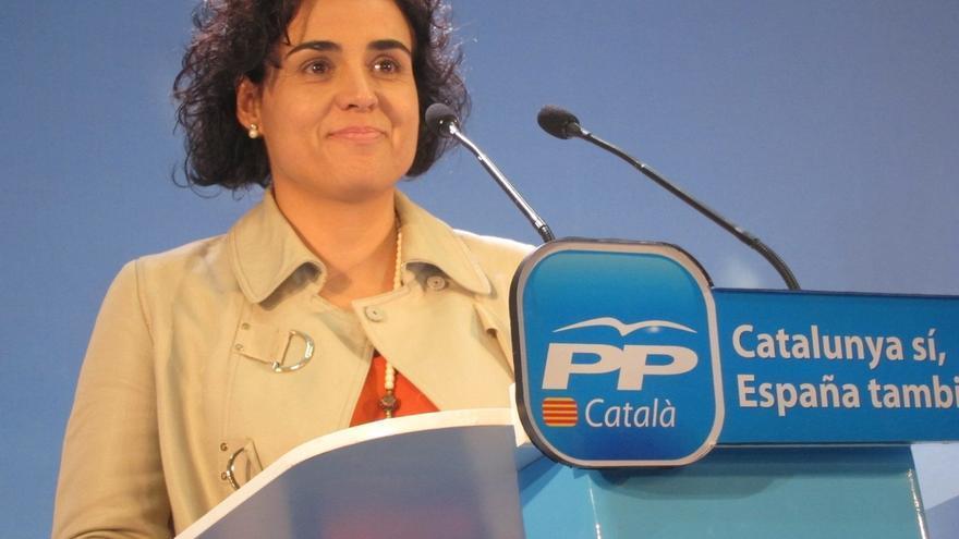 """Montserrat (PP) no cree que Mas vaya a adelantar las elecciones porque """"sería un suicidio"""""""