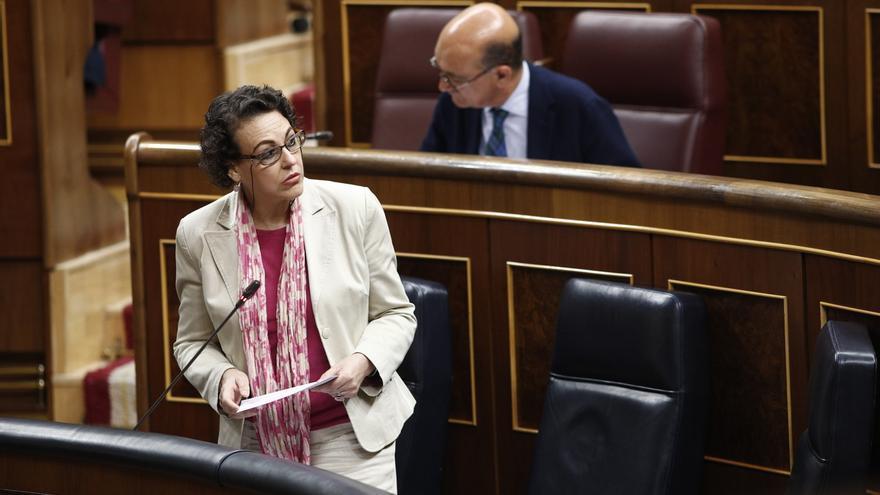 """Valerio rechaza diseñar una ley """"unilateral"""" para garantizar la subida de las pensiones con el IPC"""