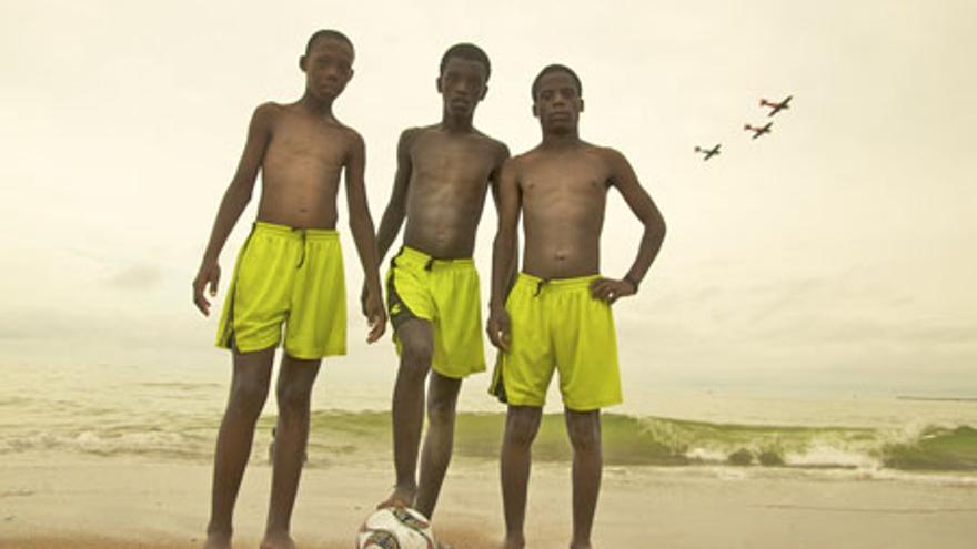 El documental 'The beautiful game' se proyectará en el festival offside que acoge el Matadero de Madrid