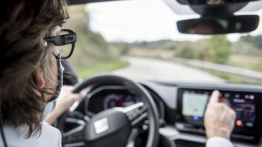 Seat recurre a algoritmos y sensores del iris para mejorar la seguridad en carretera