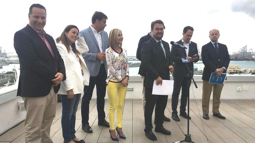 Candidatos del PP a las alecciones del 26M