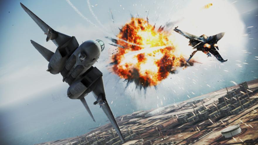 Ace Combat Infinity llega hoy a PlayStation Network