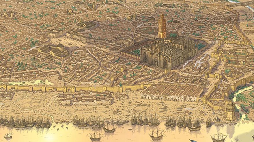La Sevilla de Magallanes