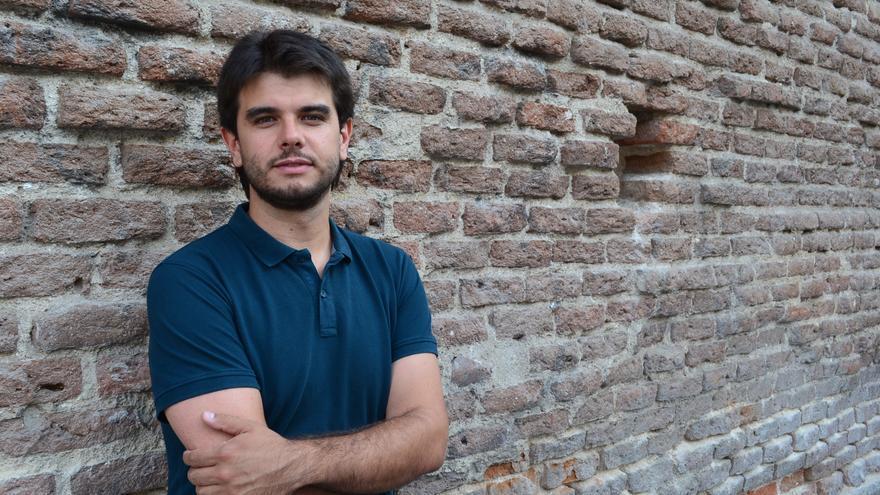 Juan Carlos García Funes, historiador investigador sobre la Guerra Civil y el franquismo.