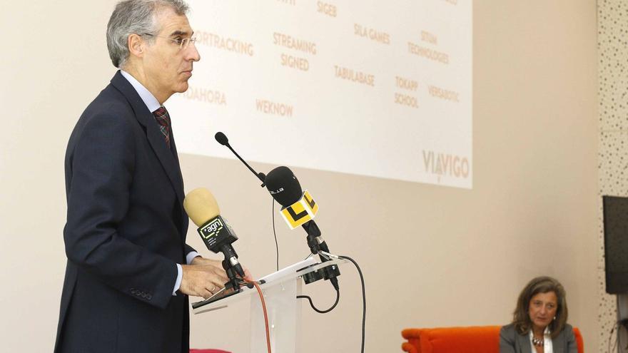Francisco Conde, conselleiro de Industria