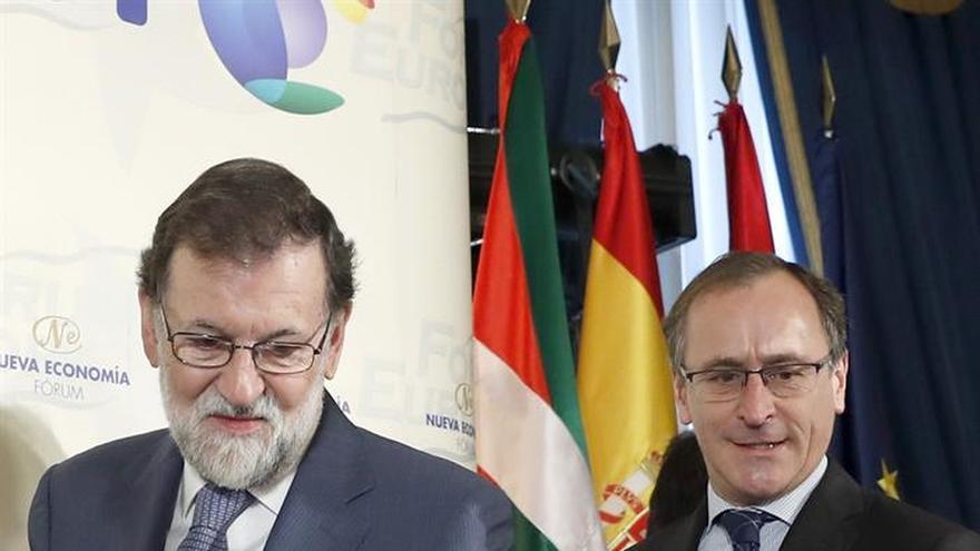 Rajoy expresa su sentimiento y pesar por la muerte del fiscal de Cataluña