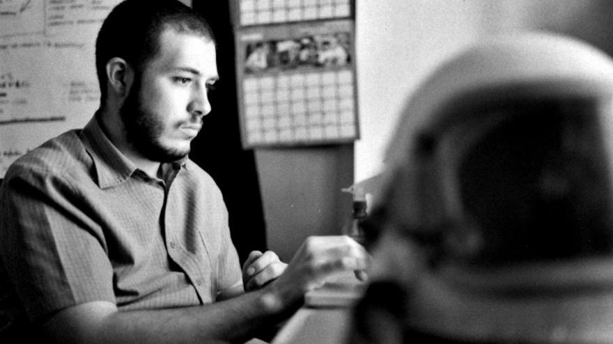 Nicolás Alcalá, director y guionista de la película.