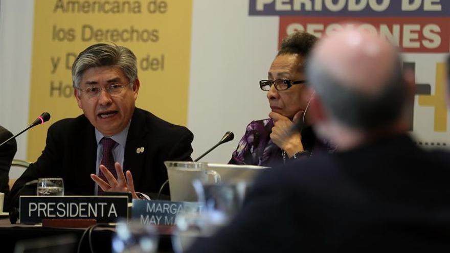 La CIDH pide el listado completo de las personas detenidas en Nicaragua