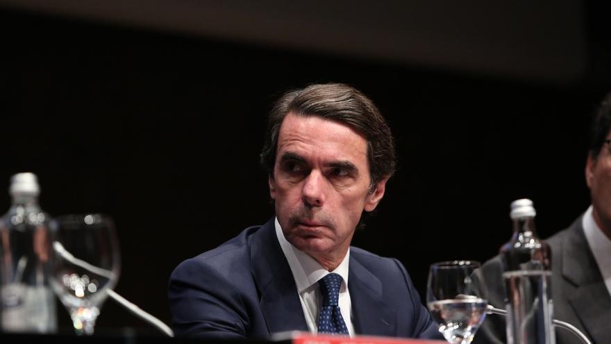 Aznar no se pronuncia sobre el 'informe Chilcot' relativo a la guerra de Irak y se remite a su libro de memorias