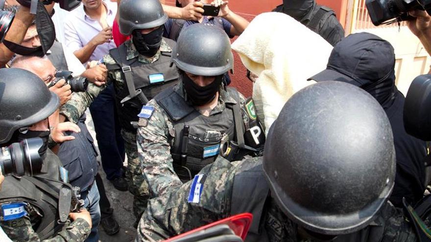 En prisión los supuestos implicados en la muerte de la ambientalista hondureña Berta Cáceres