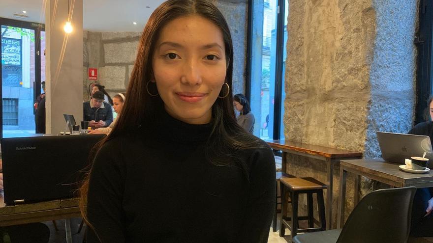 Zhihan lleva diez años en España, y al principio utilizaba el nombre de Celia