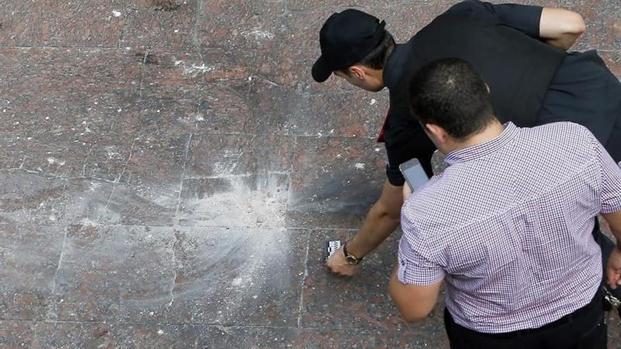 Muere un periodista al estallar el automóvil en el que viajaba por el centro de Kiev