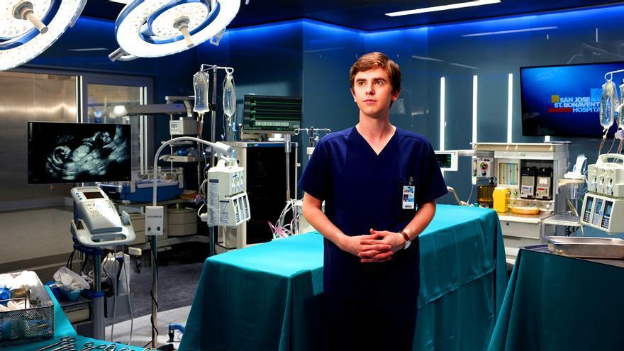 Shaun Murphy, el protagonista de The Good Doctor