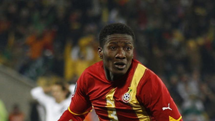 Ghana enaltece al fútbol africano