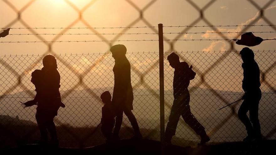 Dos niñas han muerto en el Egeo en el primer día del acuerdo UE-Turquía. |